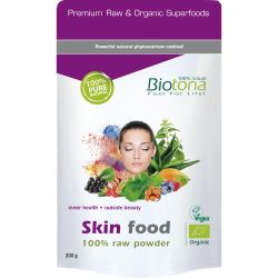 Biotona Skin food raw Poeder 200g