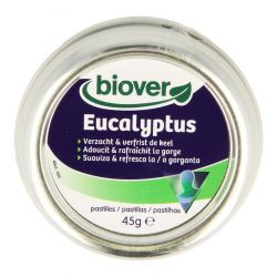 Biover Eucalyptus Pastilles 45g