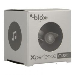Blox Xperience music protection auditive transparente 2 pièces
