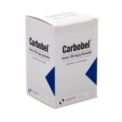 Carbobel mono 150mg Granulaat 70g