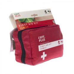 Care plus first aid kit family 1 pièces