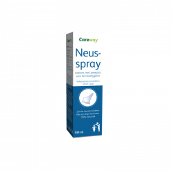 CAREWAY NASAL ISOTONIQUE ADULTE SPR Spray nasal 100ml