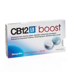 CB12 boost chicle Chicle 10 unidades