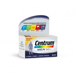 Centrum Men 50+ Advanced Comprimés 30 pièces