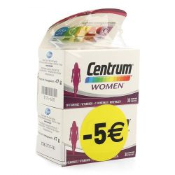 Centrum Women Promo Tabletten 2x30 stuks
