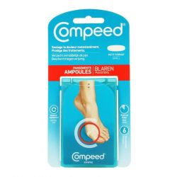 Compeed ampollas small 6 unidades