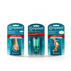 Compeed ampoules paquet