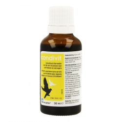 Condivit gouttes Ecuphar Solution 30ml