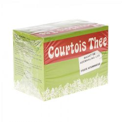 Courtois Thee Theebuiltjes 20x2g