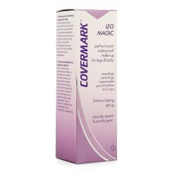 Covermark Leg Magic N1 lichtbeige Crème 50ml