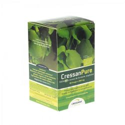 Cressan pure 480 mg Capsules 90 pièces