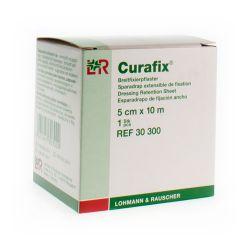 Curafix 5cmx10m 1 stuks