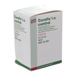 Curafix I.V. Control 9x6cm  50 stuks