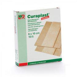 Curaplast sensitive 8 x 10 cm  10 Stück