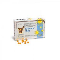 D-Pearls Vitamin D Pharma Nord 200 Kapseln 120 Stück