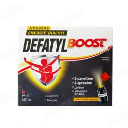 Defatyl Boost Ampoules 7x15 ml