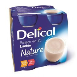 Delical HP-HC Natuur Drankje 4x200ml