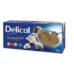 Delical HP-HC Pilzsuppe  Suppe 4x300ml