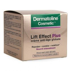 Dermatoline Cosmetic Lift Effect Plus Dag DH Crème 50ml