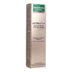 Dermatoline Cosmetic Lift Effect Plus Oog & Lipcontour Crème 15ml