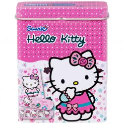 Dermocare pleisters Hello kitty 18 stuks