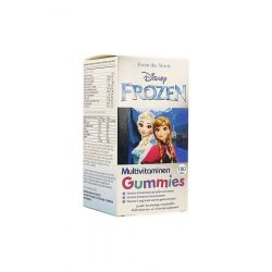 Disney Multivitaminen Frozen Gommen 120 stuks