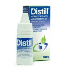 Distill yeux flacon Solution 15ml
