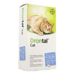 Drontal Cat Tabletten 24 stuks