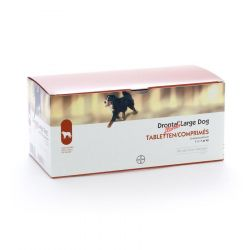 Drontal Large Dog Flavour Tabletten 24 Stück