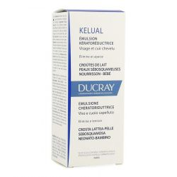 Ducray Kelual émulsion kératoréductrice Emulsion 50ml
