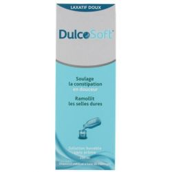 DulcoSoft Solution orale 250ml