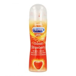Durex Play gel fraise 50ml