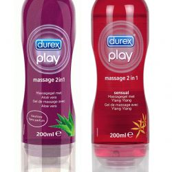 Durex Play Massage duo pakket