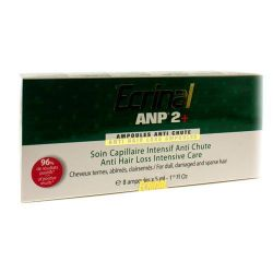 Ecrinal ANP2+ soin capillaire intensif anti-chute Ampoules 8x5ml