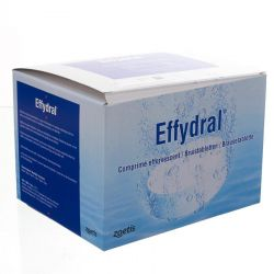 Effydral  Effervescents 48 pièces