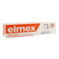 Elmex dentifrice anti-caries  Dentifrice 75ml