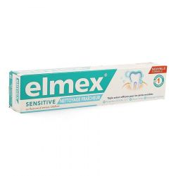 Elmex Sensitive Clean & Fresh Tandpasta 75ml