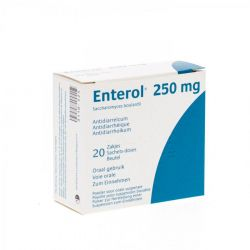 Enterol 250mg Pi-Pharma Zakjes 20x250 mg