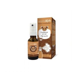 Ernst aromakids teddy spray+peluche Spray 30ml