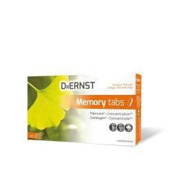 Ernst memory tabs Comprimés 42 pièces