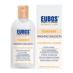Eubos feminin émulsion lavante Gel lavant 200ml