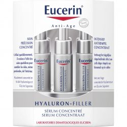 Eucerin Anti-age Hyaluron-Filler Antirimpelconcentraat Vloeibaar 6x5ml