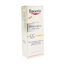 Eucerin Hyaluron-Filler CC Hell Creme 50ml