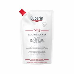 Eucerin pH5 douche olie navulpak  Doucheolie 400ml