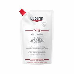 Eucerin pH5 waslotion navulpak Waslotion 400ml