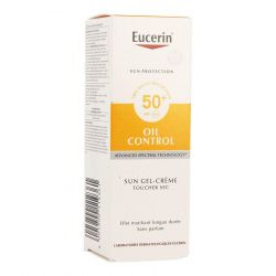 Eucerin sun gel-crema oil control dry touch SPF 50+ Gel 50ml