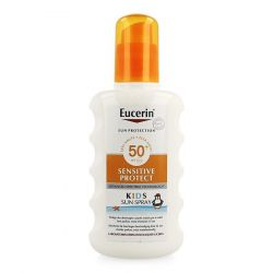 Eucerin Sun Sensitive protect Kids spray SPF50+ Spray 200ml