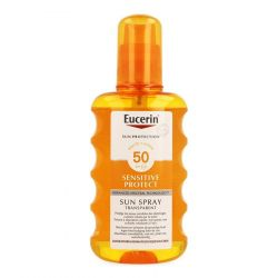 Eucerin Sun Sensitive protect spray transparant SPF50 Spray 200ml