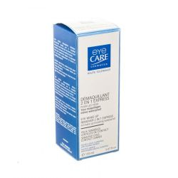 Eye Care Express Ontschminker 2 in 1 Vloeibaar 150ml