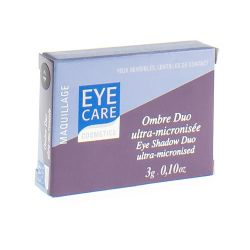 Eye Care Oogschaduw Duo Flanel/Egelantier 3g